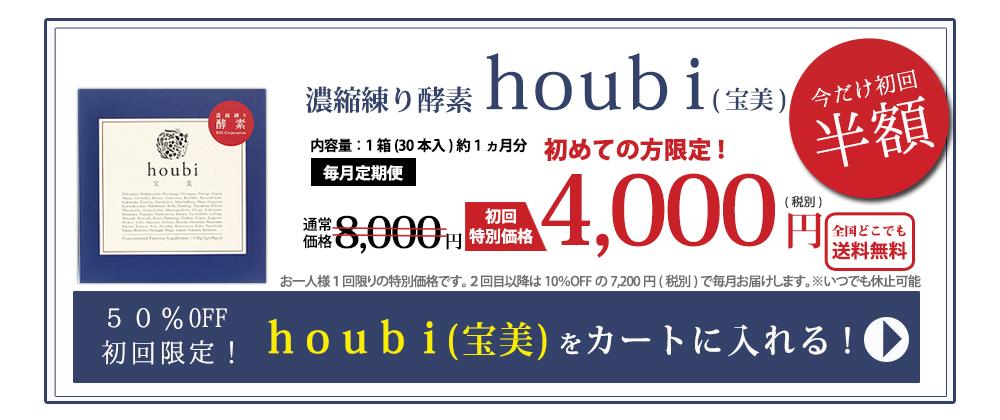 """=""""濃縮練り酵素「houbi」"""""""